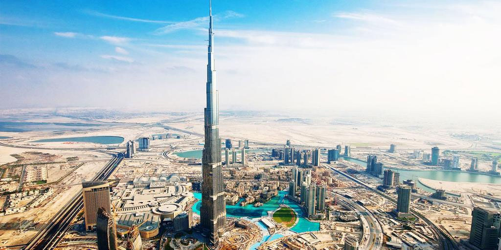 The seventh place to visit in 2020 is Expo in Dubai