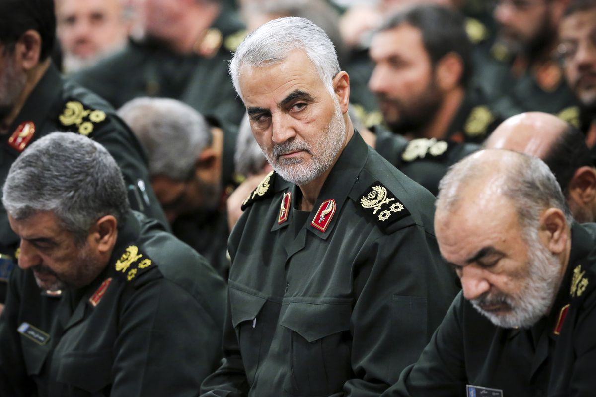 Iran pledges vengeance for U.S. executing of top commander Qassem Soleimani