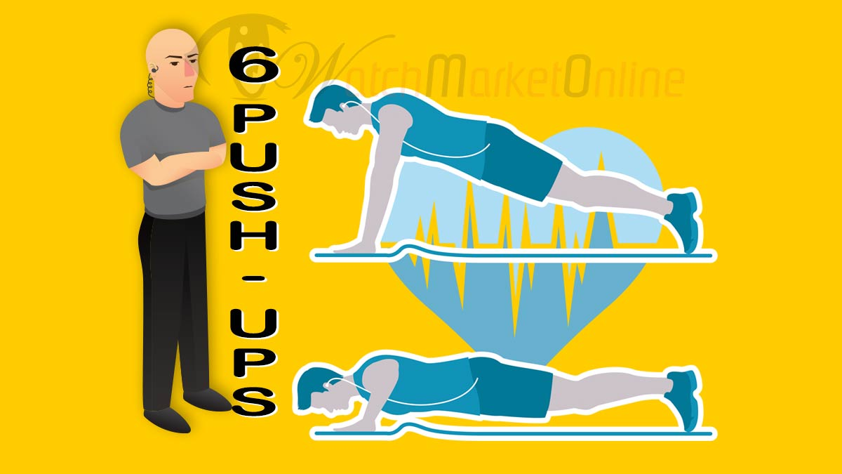Push-Ups Every day Can change life