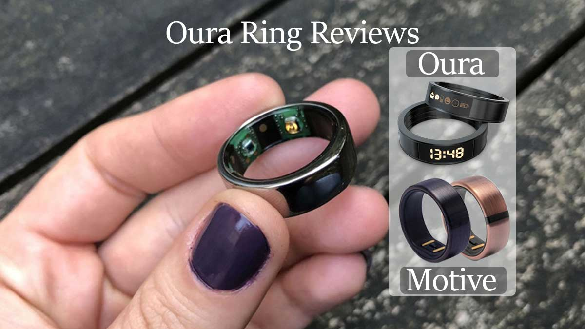 oura vs motiv rings review and comparison