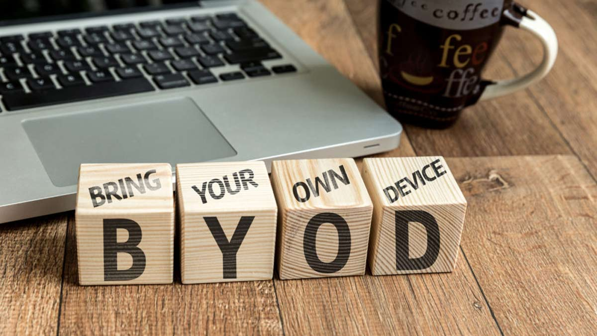 BYOD Approach in the Workplace