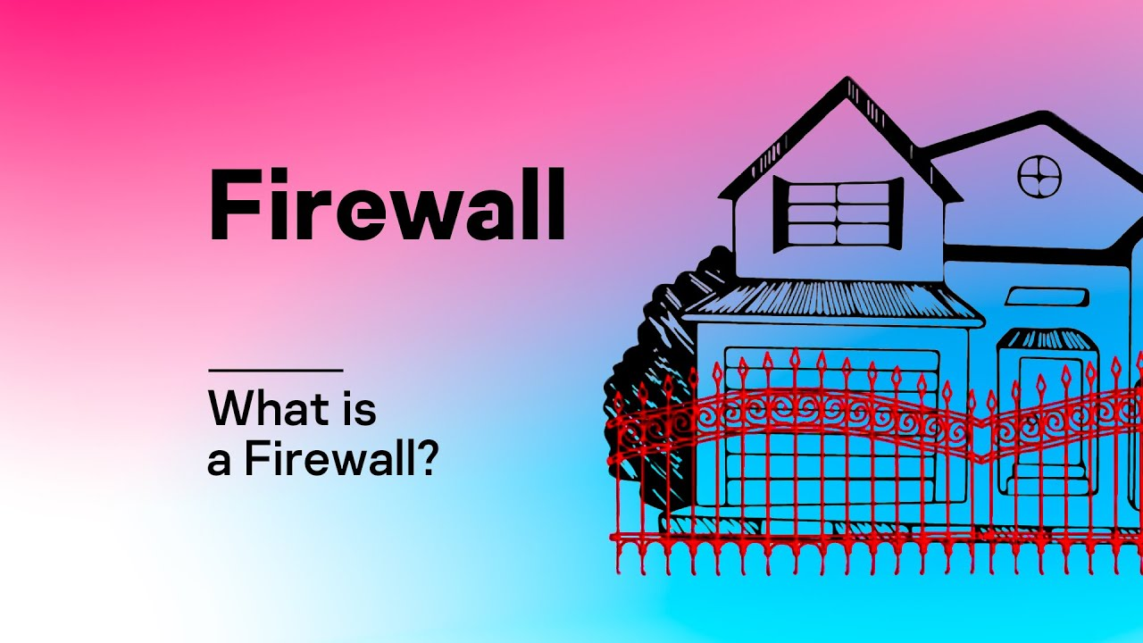 Firewall demonstration